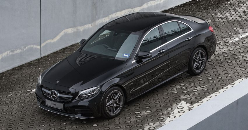 2020 Mercedes-Benz C200 AMG Line launched in Malaysia – 2.0L Turbo replaces 1.5L EQ Boost, RM252k Image #1146346