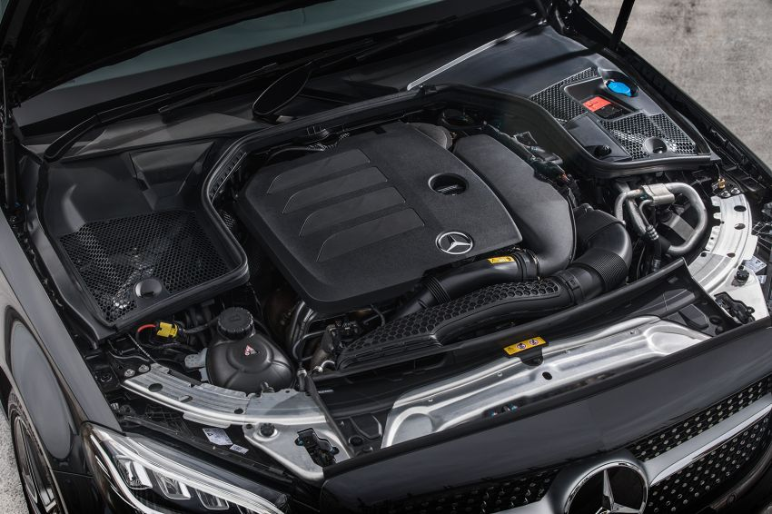 2020 Mercedes-Benz C200 AMG Line launched in Malaysia – 2.0L Turbo replaces 1.5L EQ Boost, RM252k Image #1146350
