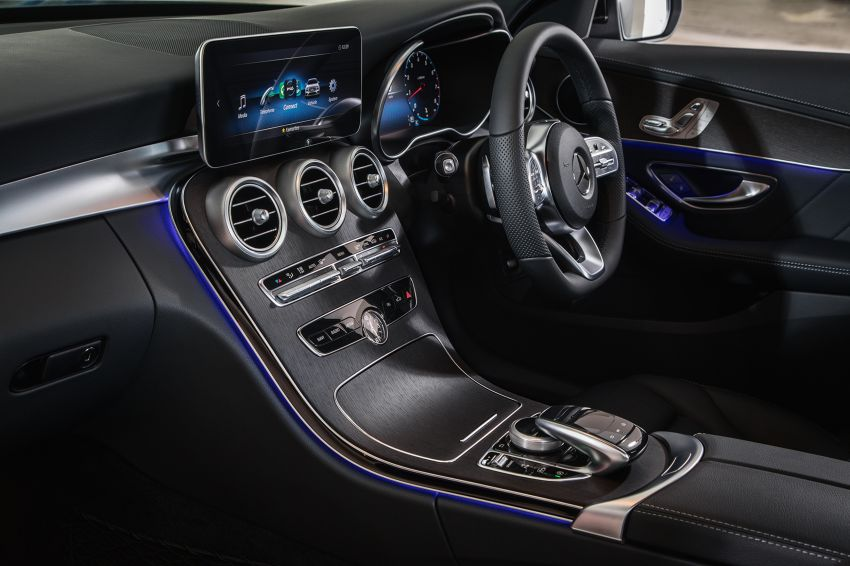 2020 Mercedes-Benz C200 AMG Line launched in Malaysia – 2.0L Turbo replaces 1.5L EQ Boost, RM252k Image #1146337