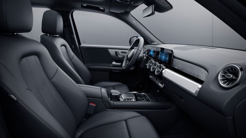 X247 Mercedes-Benz GLB debuts in Thailand – three-row SUV; GLB 200 Progressive variant from RM390k Image #1144271