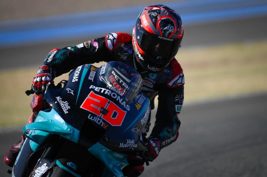 2020 MotoGP: Fabio Quartararo makes it two in a row Image #1152460