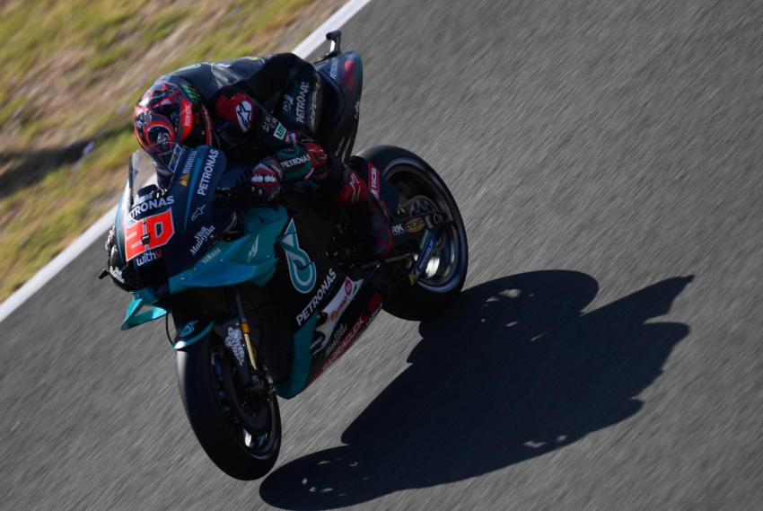 2020 MotoGP: Fabio Quartararo makes it two in a row Image #1152550