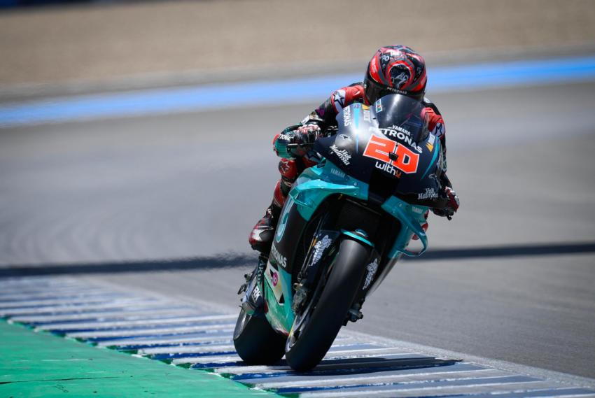 2020 MotoGP: Fabio Quartararo makes it two in a row Image #1152443