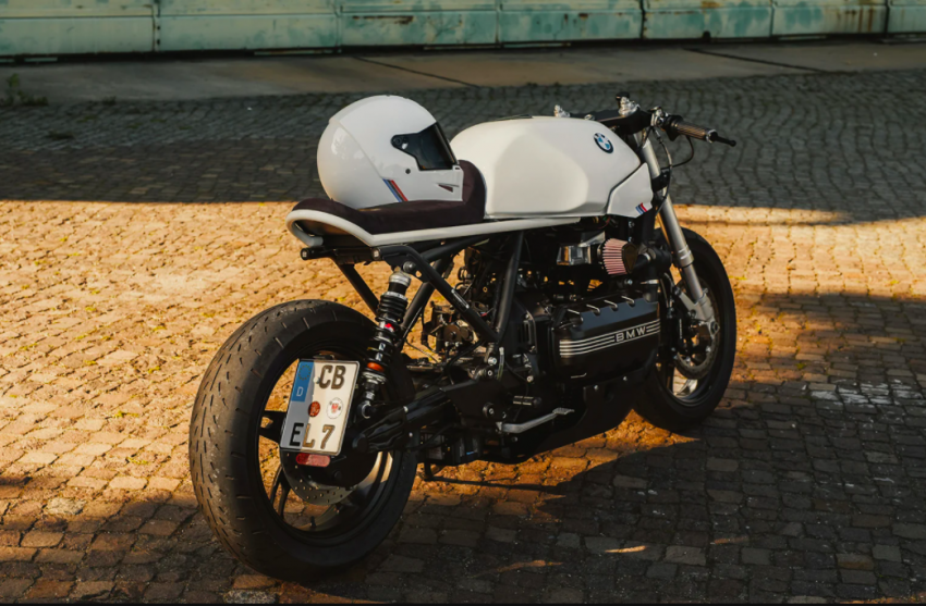 Motocrew cuts down BMW Motorrad's K100RS Image #1142030