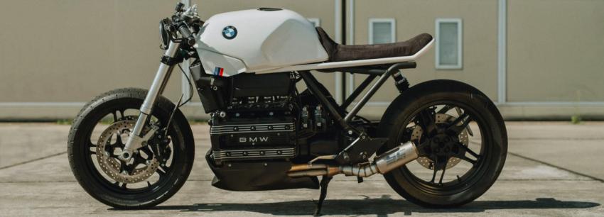 Motocrew cuts down BMW Motorrad's K100RS Image #1142031
