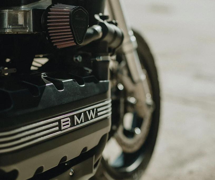 Motocrew cuts down BMW Motorrad's K100RS Image #1142024