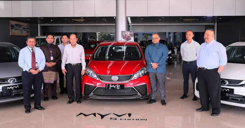 Perodua Myvi officially launched in Brunei – 1.3G and S-Edition; new SE or GT body kit coming to Malaysia? Image #1141013