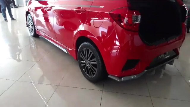 Perodua Myvi officially launched in Brunei – 1.3G and S-Edition; new SE or GT body kit coming to Malaysia? Image #1141024