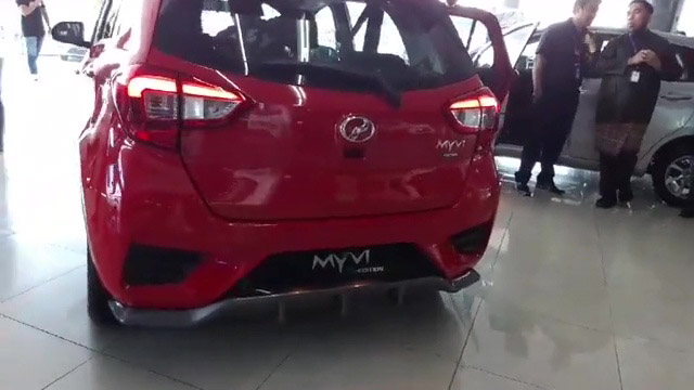 Perodua Myvi officially launched in Brunei – 1.3G and S-Edition; new SE or GT body kit coming to Malaysia? Image #1141028