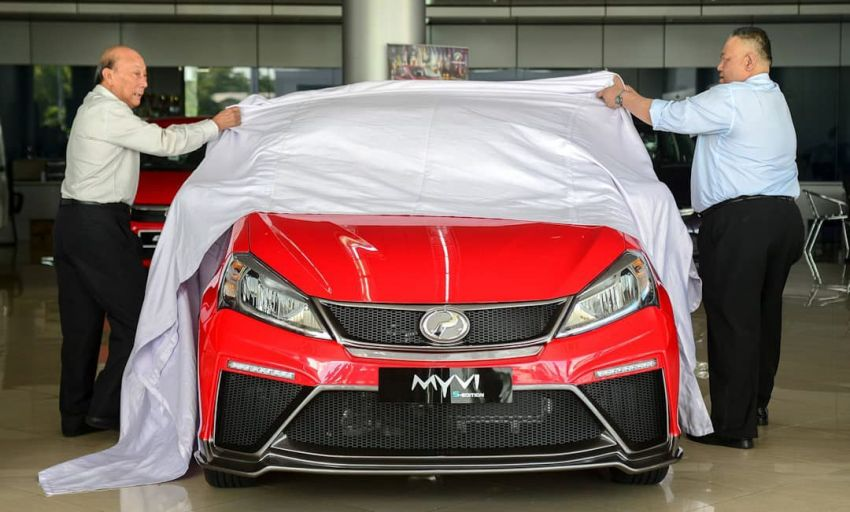 Perodua Myvi officially launched in Brunei – 1.3G and S-Edition; new SE or GT body kit coming to Malaysia? Image #1141014