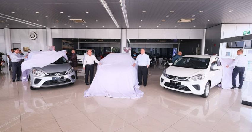 Perodua Myvi officially launched in Brunei – 1.3G and S-Edition; new SE or GT body kit coming to Malaysia? Image #1141016