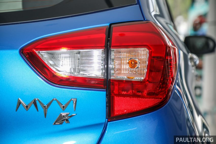 GALLERY: 2020 Perodua Myvi 1.3 X with ASA 2.0 in new Electric Blue colour – priced at RM46,959 OTR Image #1150217