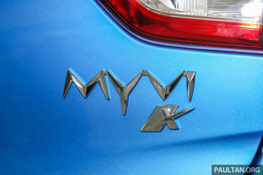 GALERI: Perodua Myvi 1.3 X 2020 dengan ASA 2.0 dan warna baharu <em>Electric Blue</em> – RM46,959 tanpa SST Image #1150131