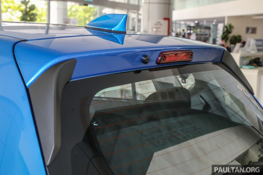 GALLERY: 2020 Perodua Myvi 1.3 X with ASA 2.0 in new Electric Blue colour – priced at RM46,959 OTR Image #1150226