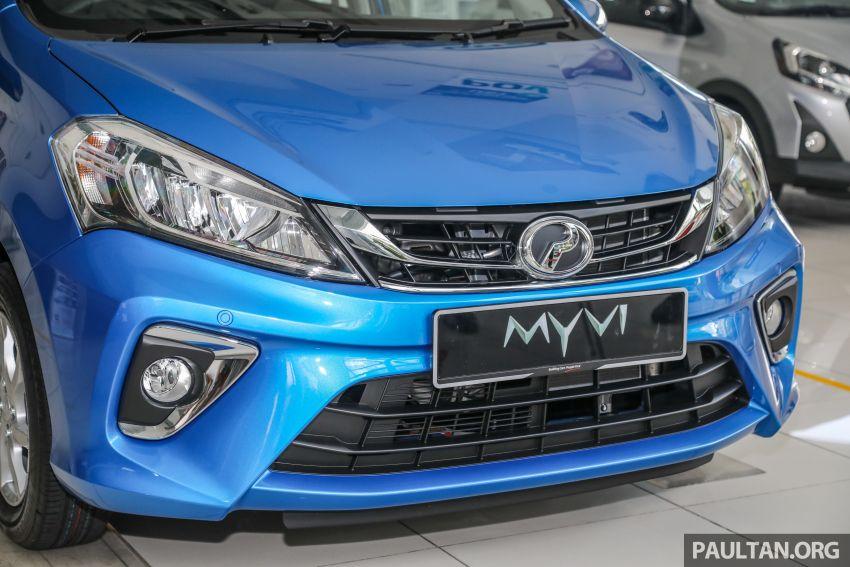 GALERI: Perodua Myvi 1.3 X 2020 dengan ASA 2.0 dan warna baharu <em>Electric Blue</em> – RM46,959 tanpa SST Image #1150102