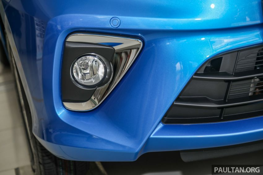 GALLERY: 2020 Perodua Myvi 1.3 X with ASA 2.0 in new Electric Blue colour – priced at RM46,959 OTR Image #1150205