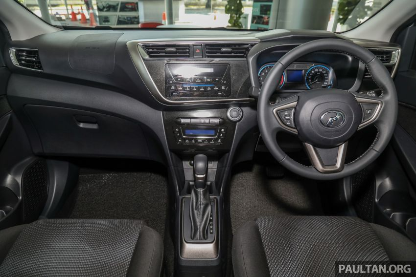 GALLERY: 2020 Perodua Myvi 1.3 X with ASA 2.0 in new Electric Blue colour – priced at RM46,959 OTR Image #1150230