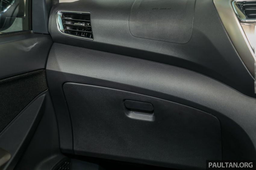 GALERI: Perodua Myvi 1.3 X 2020 dengan ASA 2.0 dan warna baharu <em>Electric Blue</em> – RM46,959 tanpa SST Image #1150156