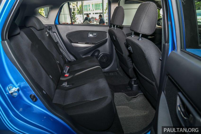 GALERI: Perodua Myvi 1.3 X 2020 dengan ASA 2.0 dan warna baharu <em>Electric Blue</em> – RM46,959 tanpa SST Image #1150166