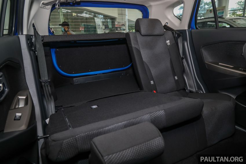 GALLERY: 2020 Perodua Myvi 1.3 X with ASA 2.0 in new Electric Blue colour – priced at RM46,959 OTR Image #1150254