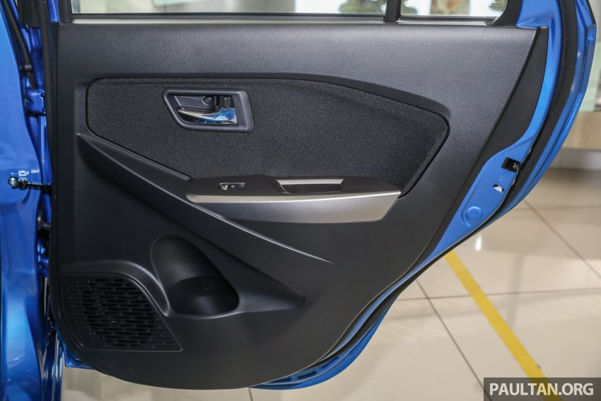 GALLERY: 2020 Perodua Myvi 1.3 X with ASA 2.0 in new Electric Blue colour – priced at RM46,959 OTR Image #1150255