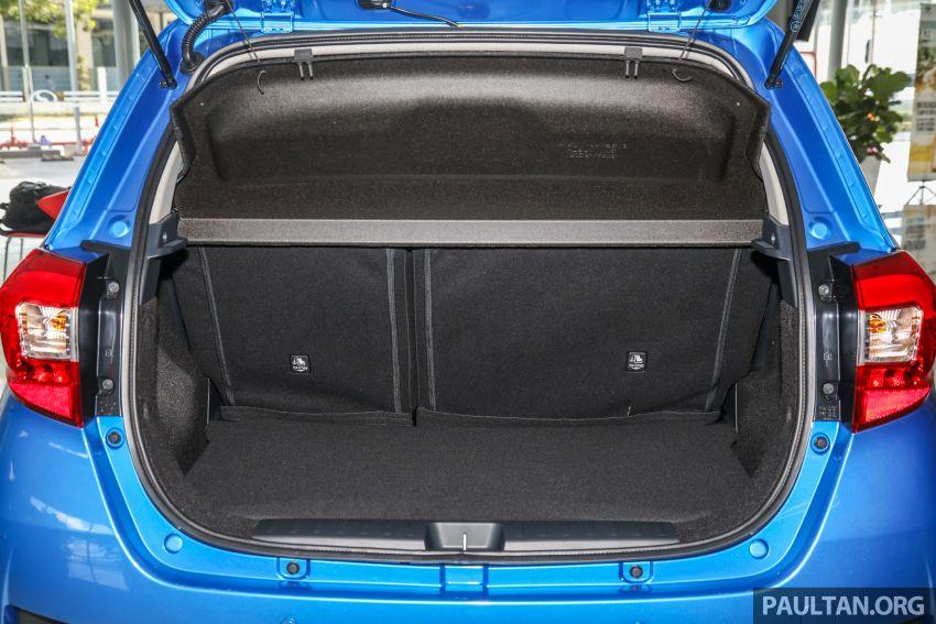 GALERI: Perodua Myvi 1.3 X 2020 dengan ASA 2.0 dan warna baharu <em>Electric Blue</em> – RM46,959 tanpa SST Image #1150171