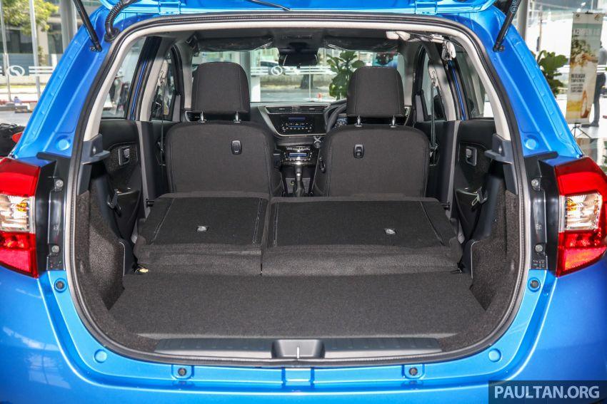 GALERI: Perodua Myvi 1.3 X 2020 dengan ASA 2.0 dan warna baharu <em>Electric Blue</em> – RM46,959 tanpa SST Image #1150172