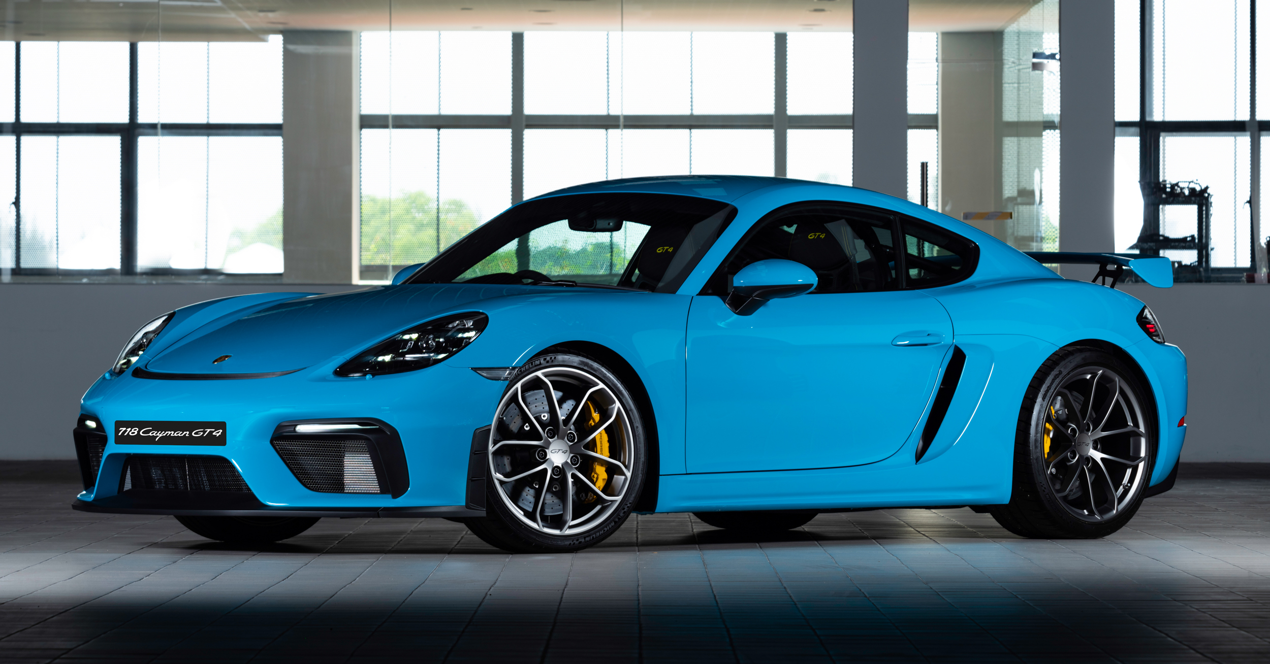 2020 Porsche 718 Cayman Gt4 Boxster Spyder Launched In Malaysia