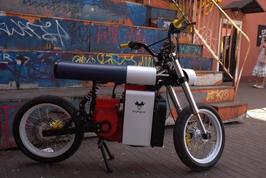 Punch Moto e-bike is a minimalist design. Like it? Image #1149753