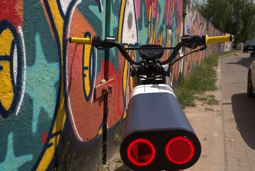 Punch Moto e-bike is a minimalist design. Like it? Image #1149736