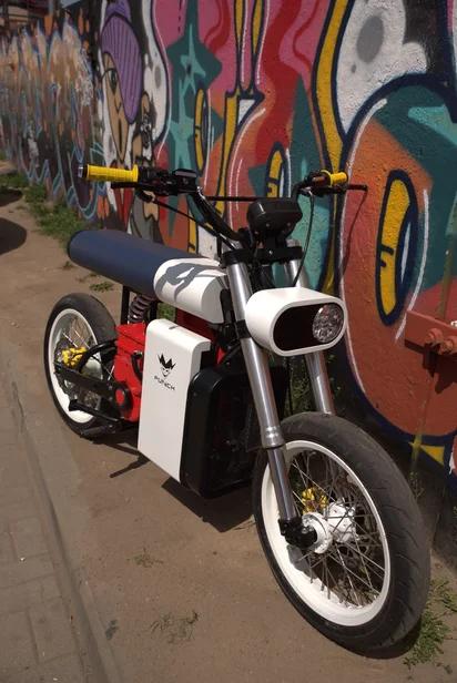 Punch Moto e-bike is a minimalist design. Like it? Image #1149766