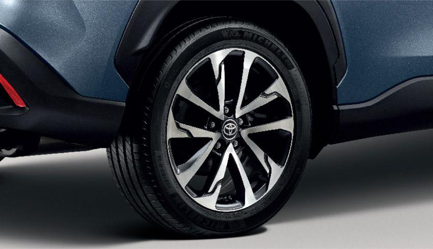 2020 Toyota Corolla Cross debuts in Thailand – TNGA platform; petrol and hybrid powertrains; from RM132k Image #1143152