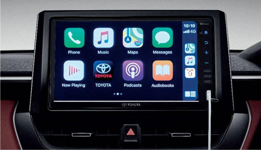 2020 Toyota Corolla Cross debuts in Thailand – TNGA platform; petrol and hybrid powertrains; from RM132k Image #1143165