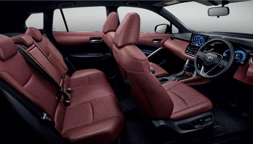 2020 Toyota Corolla Cross debuts in Thailand – TNGA platform; petrol and hybrid powertrains; from RM132k Image #1143170