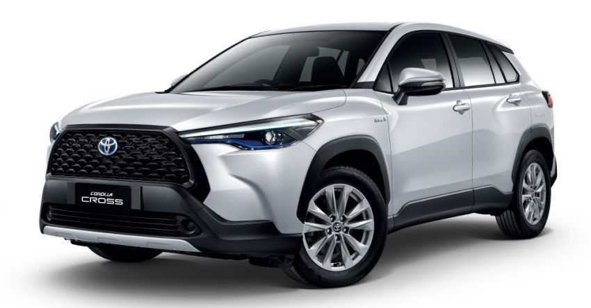 2020 Toyota Corolla Cross debuts in Thailand – TNGA platform; petrol and hybrid powertrains; from RM132k Image #1143145
