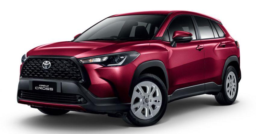 2020 Toyota Corolla Cross debuts in Thailand – TNGA platform; petrol and hybrid powertrains; from RM132k Image #1143146