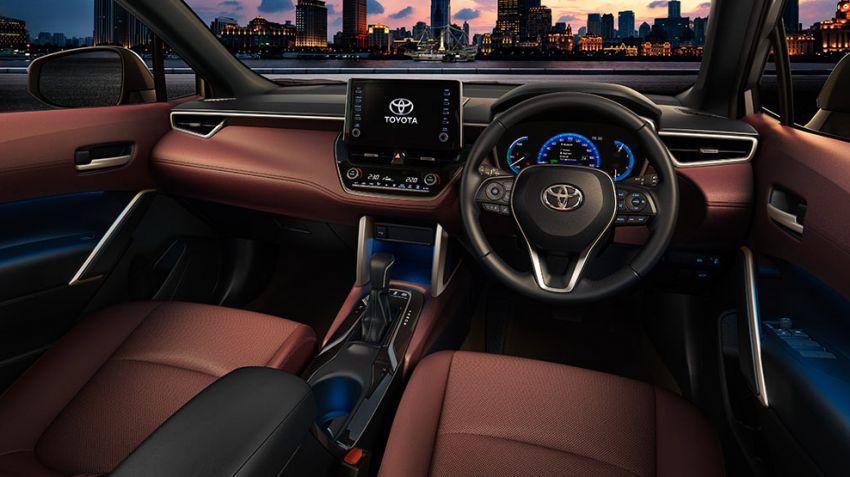 2020 Toyota Corolla Cross debuts in Thailand – TNGA platform; petrol and hybrid powertrains; from RM132k Image #1143074