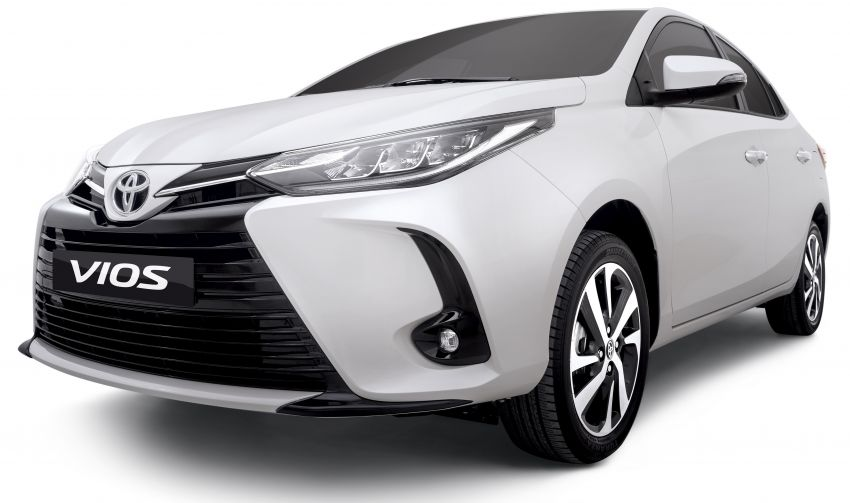 2020 Toyota Vios unveiled in Philippines with new face Image #1152217