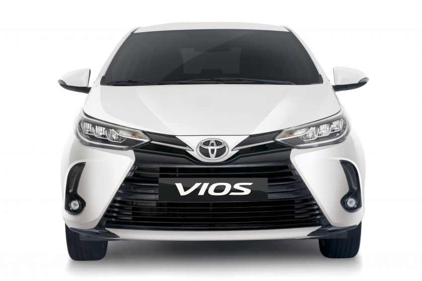2020 Toyota Vios unveiled in Philippines with new face Image #1152219
