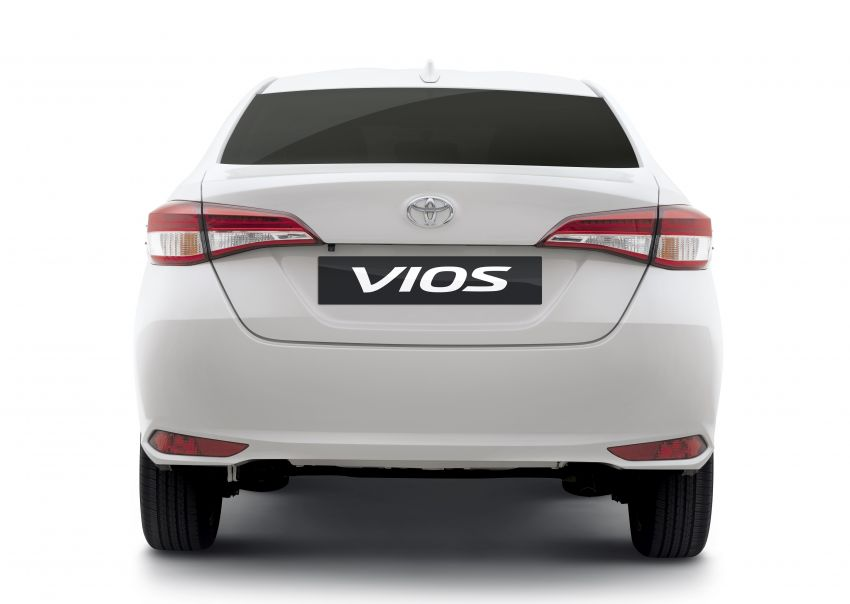 2020 Toyota Vios unveiled in Philippines with new face Image #1152220