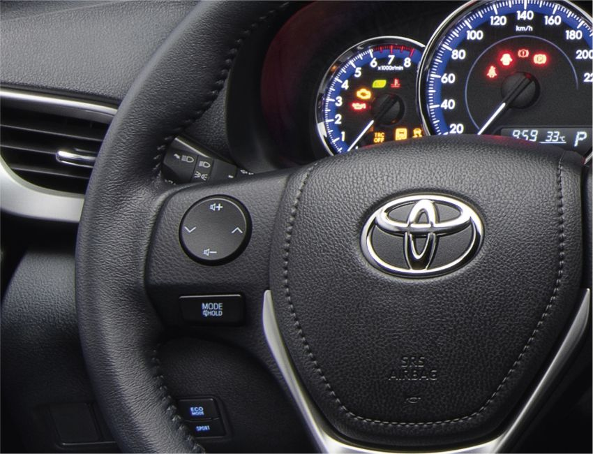 2020 Toyota Vios unveiled in Philippines with new face Image #1152222