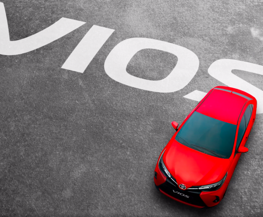 2020 Toyota Vios facelift teased ahead of July 25 debut Image #1151128