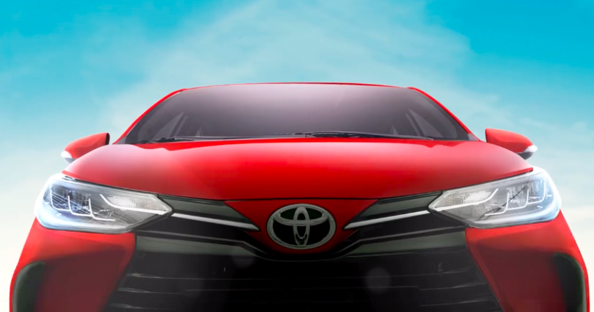 2020 Toyota Vios facelift teased ahead of July 25 debut Image #1151072