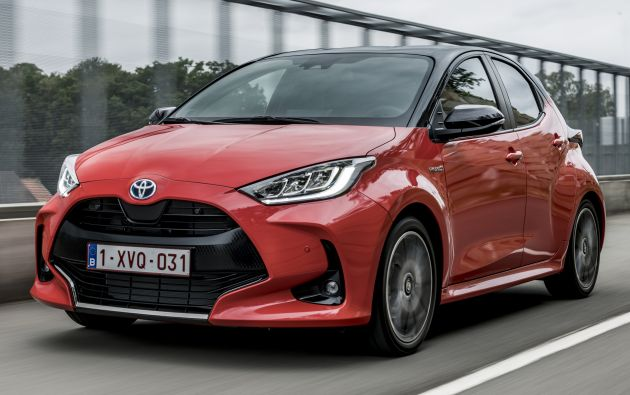 2020 Toyota Yaris Detailed For Europe 125 Ps Petrol And 116 Ps Hybrid With 1 5 Litre Na Three Cylinder Paultan Org
