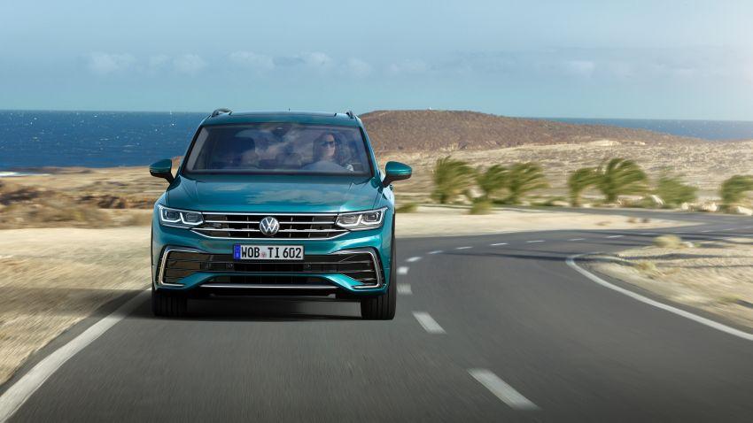 Volkswagen Tiguan 2020 diperkenalkan – kelengkapan dan imej dipertingkat; PHEV baharu, varian R 320 PS Image #1139110