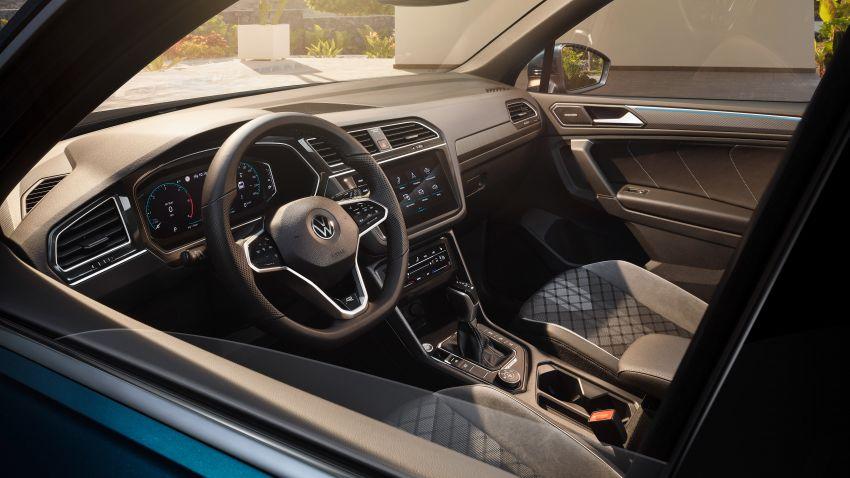 Volkswagen Tiguan 2020 diperkenalkan – kelengkapan dan imej dipertingkat; PHEV baharu, varian R 320 PS Image #1139113