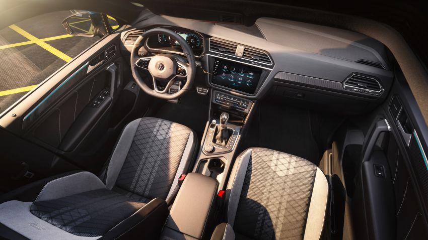 Volkswagen Tiguan 2020 diperkenalkan – kelengkapan dan imej dipertingkat; PHEV baharu, varian R 320 PS Image #1139114