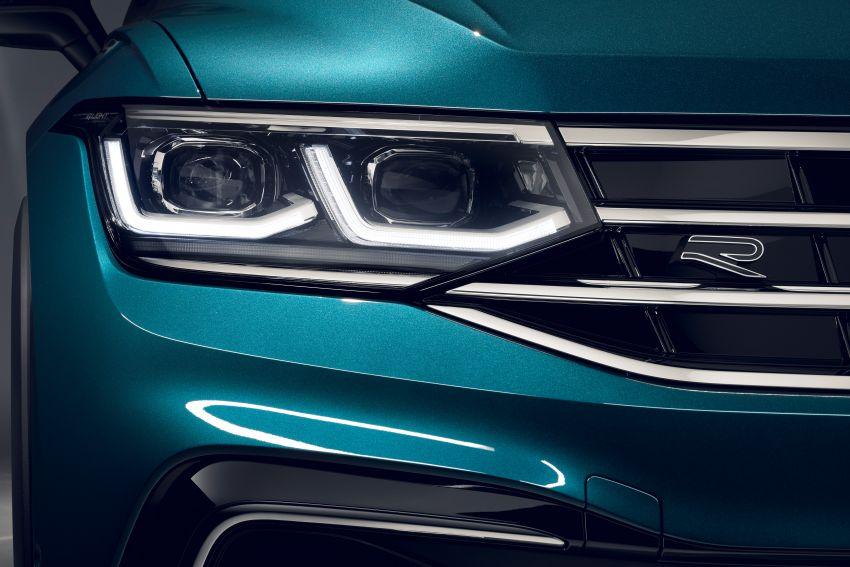 Volkswagen Tiguan 2020 diperkenalkan – kelengkapan dan imej dipertingkat; PHEV baharu, varian R 320 PS Image #1139118