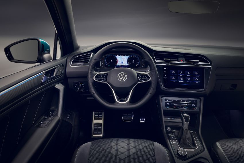 2020 Volkswagen Tiguan facelift debuts – updated styling and equipment; new PHEV, 320 PS R variants Image #1139053