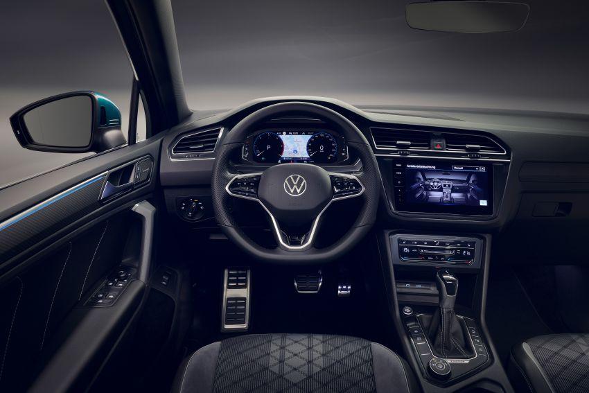 Volkswagen Tiguan 2020 diperkenalkan – kelengkapan dan imej dipertingkat; PHEV baharu, varian R 320 PS Image #1139121
